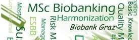 master of science in biobanking